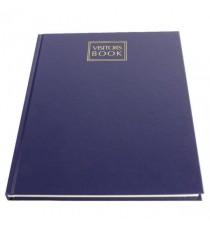 Collins Leathergrain Visitors Book 192Pg