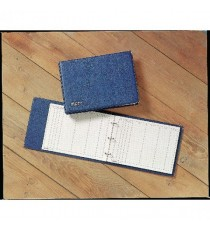 Guildhall Loose Visitors Book Blue T40