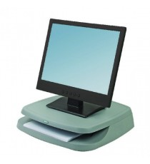 Fellowes Basics Graphite Monitor Riser