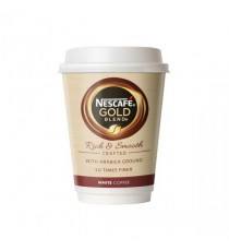 Nescafe Go Gold Blend White Coffee Pk8