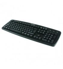 Kensington Black Wired USB UK Keyboard
