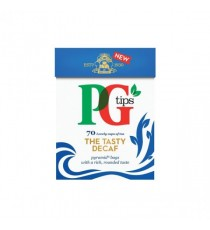 PG Tips Pyramid Tea Bag Decaff Pk70