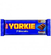 Nestle Yorkie Chocolate Biscuit Pk7