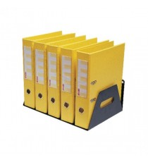 Rotadex 5 LA File Rack Black