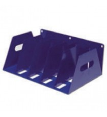 Rotadex Blue 5-Pt Lever Arch File Rack
