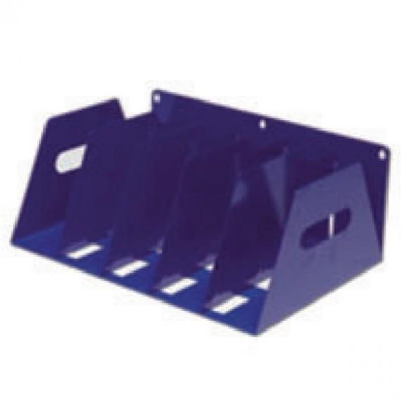 Rotadex 5 LA File Rack Blue