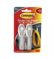 3M Command Adhesive Cord Bundlers 17304