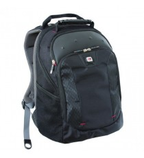 Gino Ferrari Juno 16inLaptop Backpack Bk