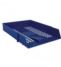 Blue Plastic Letter Tray Pk12