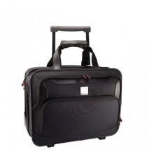Monolith Delux Wheeled Laptop Case Black