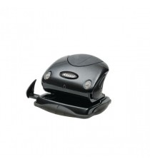 Rexel Precision Black P215 2 Hole Punch