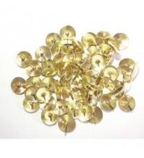 Brass Drawing Pins 11mm Pk1000
