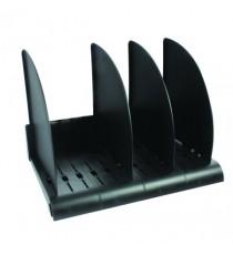 Avery Black Desktop Book Rack DR300BLK