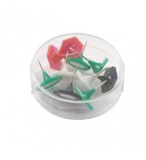 Indicator Pin Large Assorted Pk10 20891