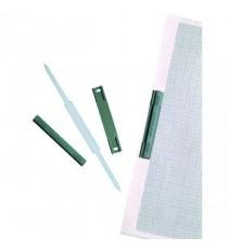 Rotadex Safe Clip 8cm Plastic Pk50