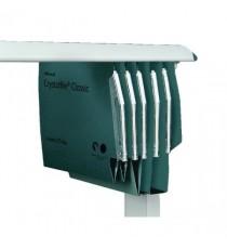 Rexel Crystalfile 15mm Lat12 File Gn P50