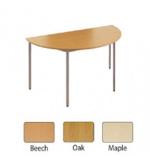 FF Jemini Semi-Circular Table 1600mm Bch