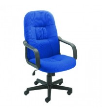 FF Jemini High Back Manager Chair Rblu