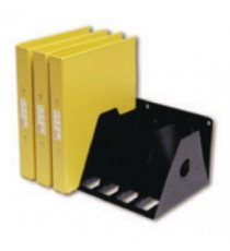 Rotadex Black 7-Pt A4 Ring Binder Rack