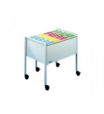 Durable Filing Trolley Grey 3097/10