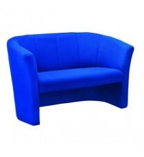 FF Arista Blue Fabric 2 Seat Tub