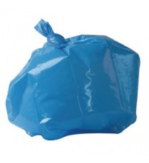 2Work Refuse Sack CHSA 10KG Blue Pk200