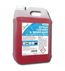 2Work Citrus Cleaner and Degreaser 5Ltr