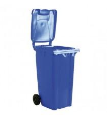 FD Refuse Container 120L 2 Whld Blu 33