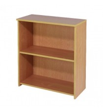 FF Serrion 800mm Small Bookcase Beech