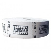 Roll and Admission Tickets