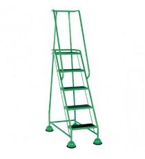 Green 5 Tread Step Ladder 385144