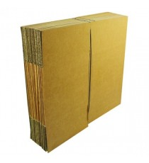 Single Wall SC-14 Cardboard Boxes Pk25