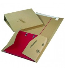 Mailing Filer 320x290x35-80mm Pk20