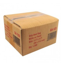 Writeon Minigrip Bag 90x115 P1000 GA123
