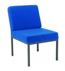 FF Jemini Blue Reception Chair