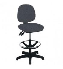 FF Arista Adjust Draughtsman Chair Charc