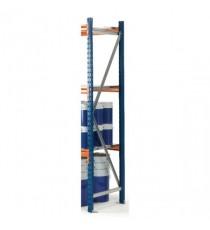 Blue 2500X600mm Quickspan Frame