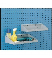 Perfo System Grey 900X170mm Tool Shelf