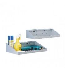 Perfo System Grey Tool 450X170mm Shelf