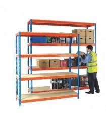 FD Chipboard Extra Shelf 1500X450 378850