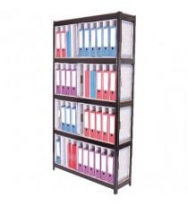 Storage Sol 5 Shelf Lever Arch File Unit