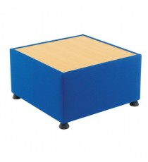FF Arista Blue Modular Reception Table