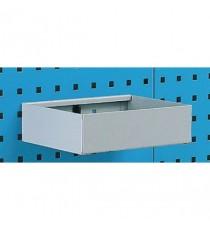 FD Metal Tray Shelf Plain 255mm 306994