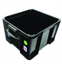 Really Useful 42L Recyc Box Blk 42BKR