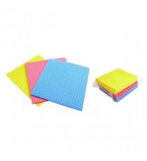 Cellulose Sponge Assorted Pk18