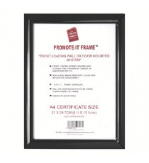 TPAC Promote It Frame A4 Black