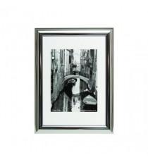 TPAC Photo Certificate Frame A4 Chrome