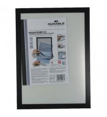 Durable Duraframe A4 Black Pk2 4872/01