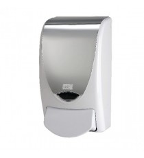 Deb Stoko Proline Chrome/White Dispenser