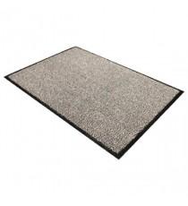 Floortex Dust Contrl Mat 60x90cm Blk/Wht